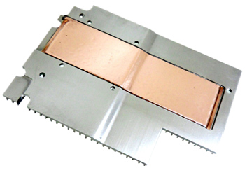 Heatsink‐using-one-piece-vapor-chamber