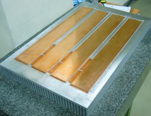 High Power Laser Heat sink