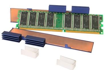 Performance DRAM Heatsink