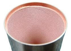 Sintered Wick Heat Pipe