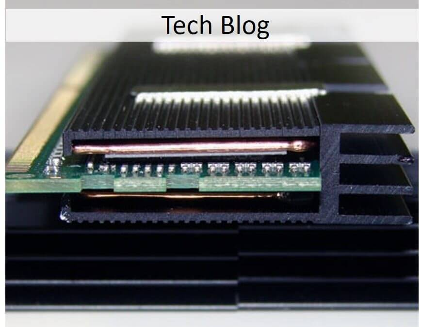 Vapor Chambers & Heat Pipes Cool Performance FBDIMMs
