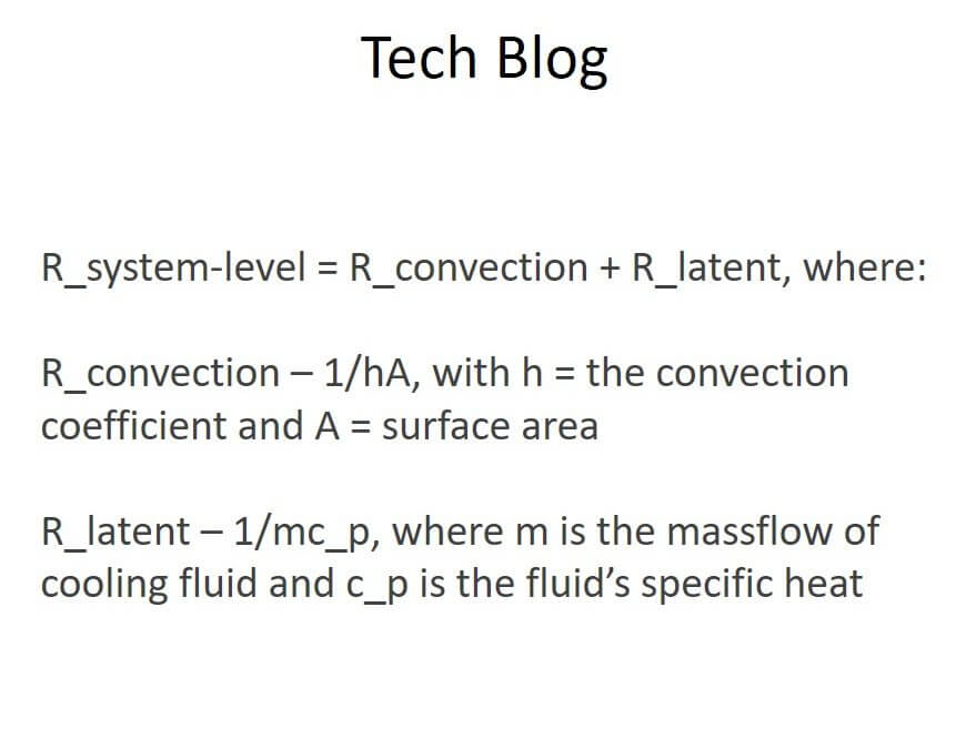 Understand System Level Thermal Resistance