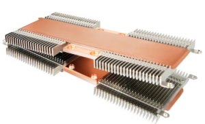Low Profile Telecom Heatsink