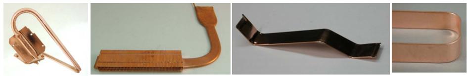 Figure 2: Bending Examples