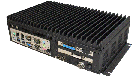 Figure 1: Rugged Marine Computer