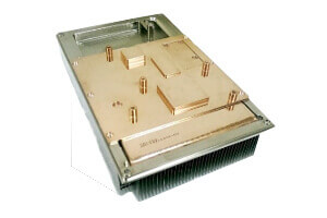 Vapor Chamber Heat Sink for Telecom Application