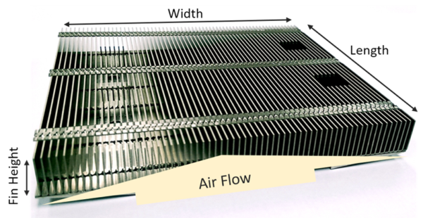 How to Use the Heat Sink Performance Calculator | Celsia